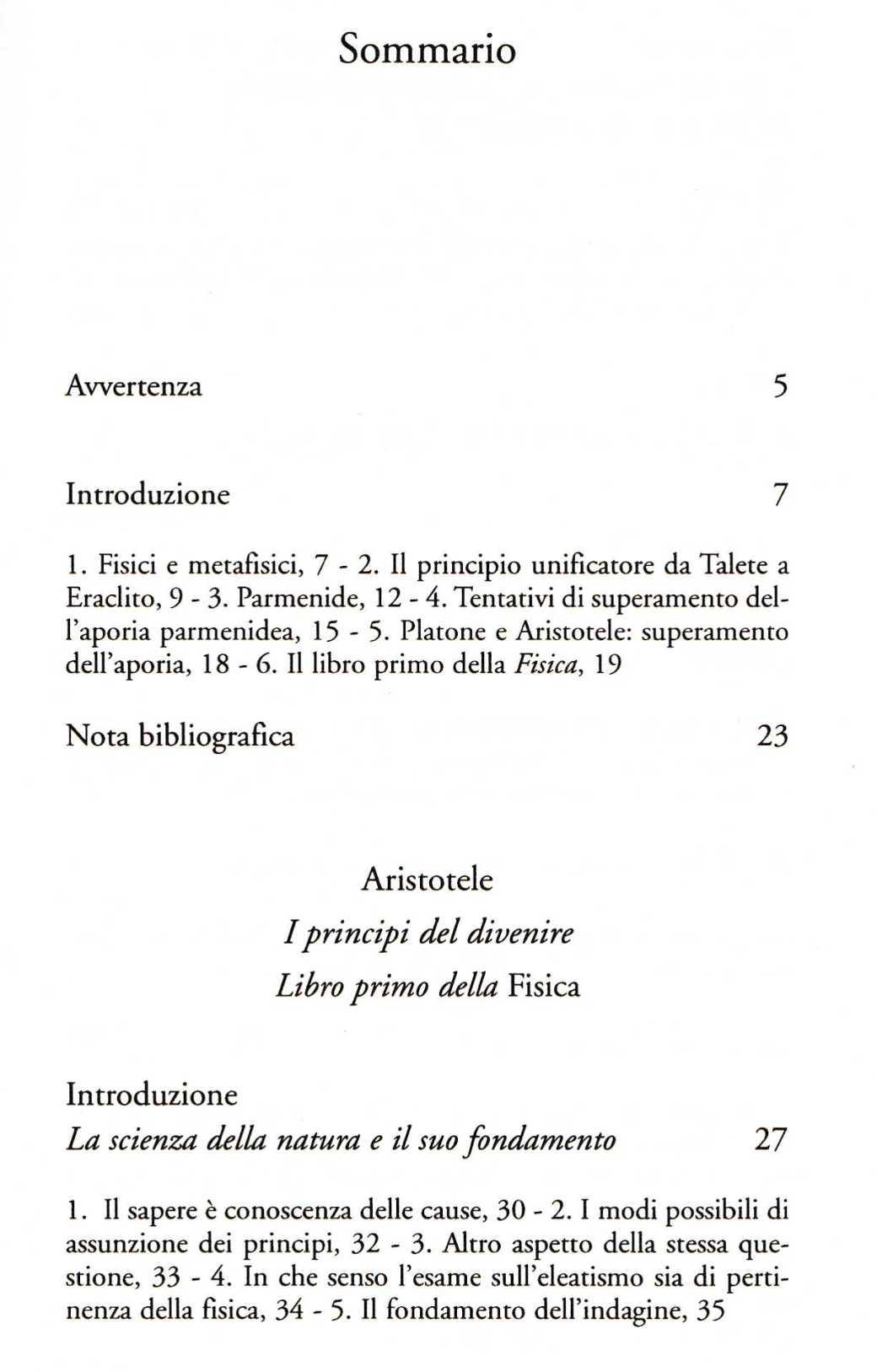 aristotele divenire189