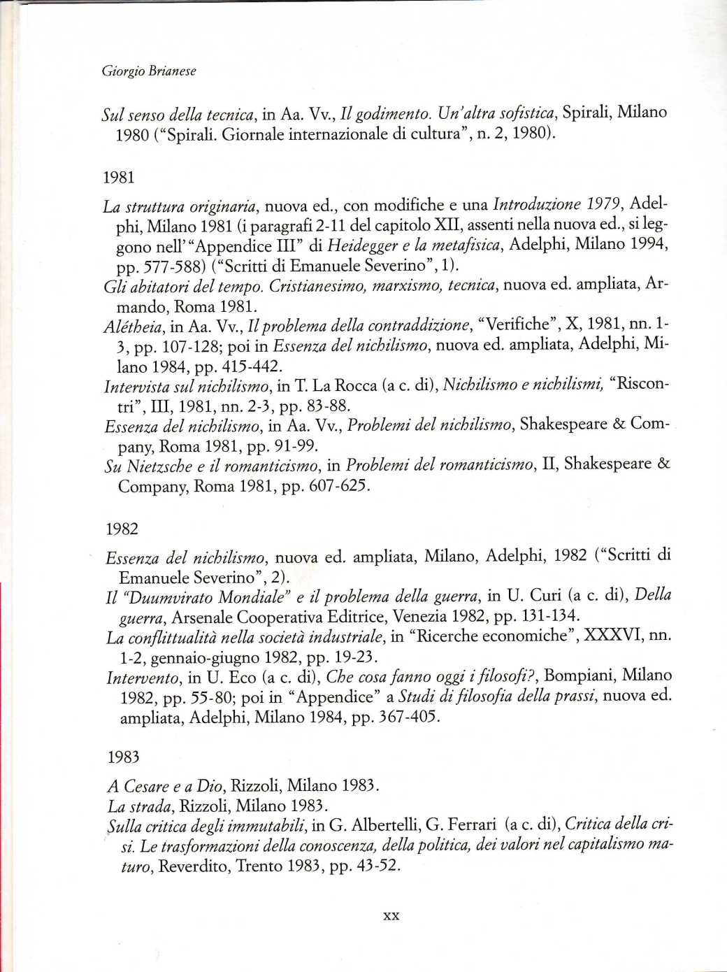 biblio brianese 1948-20051958