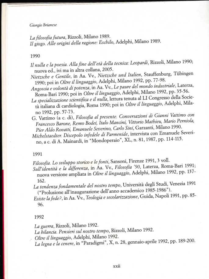 biblio brianese 1948-20051960