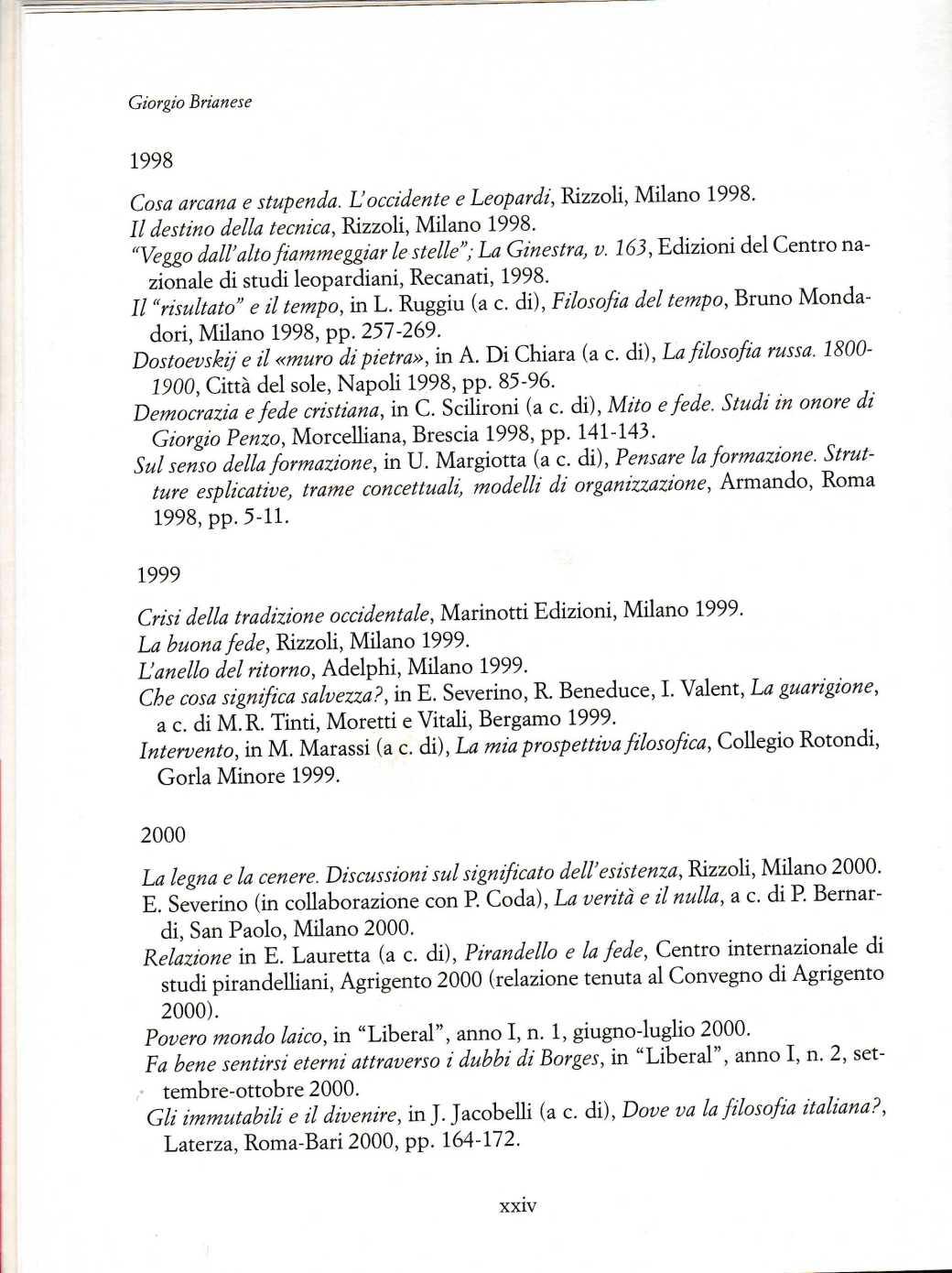biblio brianese 1948-20051962