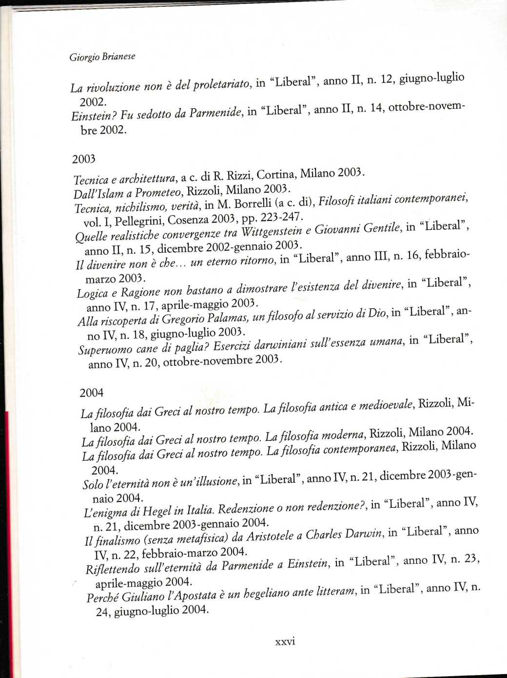 biblio brianese 1948-20051964
